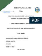Tarea 2 - Rodriguez - Derecho Comercial e Industrial