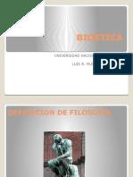 1. Bioetica