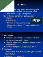 7.Vitamins Deficiency