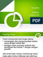 Tonsilitis