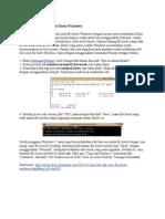 Cara Edit Dan Cara Edit Dan Save File Hosts Windows