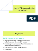 Overview of Telecom Networks-01