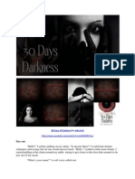 30 Days of Darkness by Mkystich