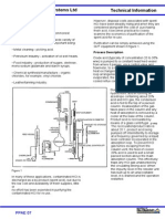 Process Concentration HCL