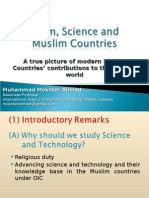 Lecture#02_Islam, Science and Muslim Countries