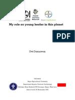 Essay Dwi Ipb