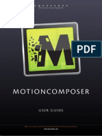 Motioncomposer Quickstart Guide