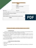 Completo Ejemplo de Adaptacion Curricular Individual (a.c.i.)