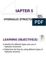 Chapter 5 - Hydraulic Structure