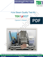 TEK1pSQT Manual