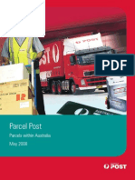 Australia Post Parcel Post Guide May 2008