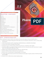 Chapter 22, Pharmacology