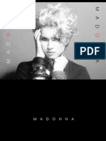 Digital Booklet - Madonna