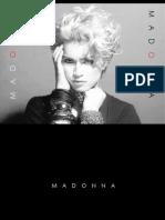 Digital Booklet - Madonna