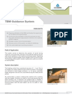 Tauros TBM Guidance System
