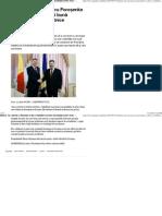 Iohannis_ Am Convenit Cu Poroșenko Să Dăm o Vizibilitate Mai Bună Cumunităților Noastre Etnice – AGERPRES_martie 2015
