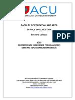 2015 general information pep handbook
