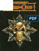 Warhammer - 5º Edición - Reino del Caos