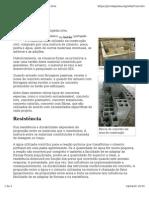 01_O concreto (português brasileiro) ou betão (português europeu) é o material mais utilizado na construção civil,Concreto