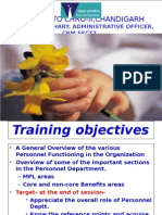 Personnel Ppt