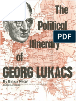 Balazs Nagy, The Political Itinerary of Georg Lukacs (Fourth International, Vol. 7, 1971-72)