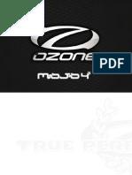 Ozone Mojo-4 Paraglider User Manual