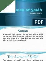 The Sunan of Salâh