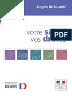 Le Guide Pratique - Usagers Votre Sante Vos Droits - 2014-2