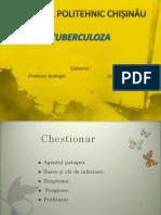 tuberculoza. Aspecte