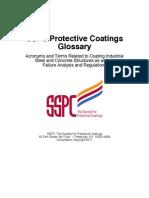 SSPC Glossary 2011