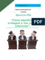 EjercicioPNL Como Identificar e Integrar a Tus Jueces Interiores AprenderPNL