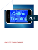 Cisco Free Training Online CCNA Course