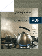 Para Que Sirve La Termodinámica - Otero