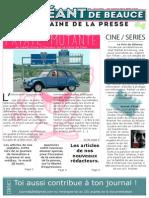 Geant de Beauce -Rechevres -Semaine de La Presse