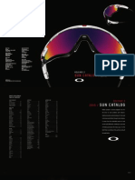OAKLEY 2015 Eyewear Catalog