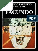 Facundo de Domingo Sarmiento