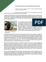 Peace Corps Rwanda Books for Peace Project