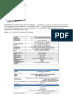 data sheet  microondas