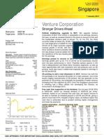 Venture Corp research report 2014