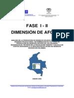 Dimension Aforos 1
