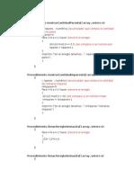 Recursividad codigo
