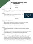 texas cea constitution (rev ) 2014 published