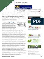 Diario de Sevilla - La Junta Ofrece Préstamos de Hasta 230 Euros Al Mes Para La Compra..