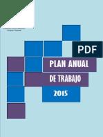 Plan Anual de Trabajo 2015 - Enrique Lopez Albujar