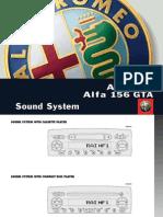 AR 156 Sound System