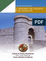El Señorío de Villena en el Siglo XV