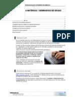 Suiga Instructivo Inscripcion Online Materias