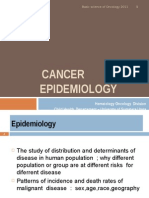 K - 2 Cancer Epidemiology (IKA)