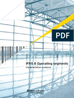 IFRS 8 Operating Segments
