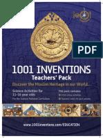 1001 Inventions (Teachers Packs)